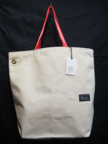 SALT SURF ソルトサーフ CANVAS TOTE WHITE