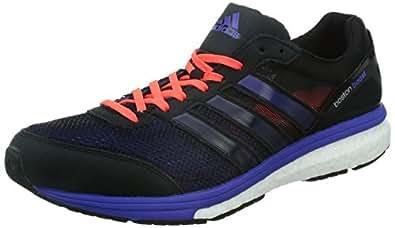 [アディダス] adidas adizero boston boost 5 m B44009 B44009 (コアブラック/コアブラック/ナイトフラッシュ S15/27.0)