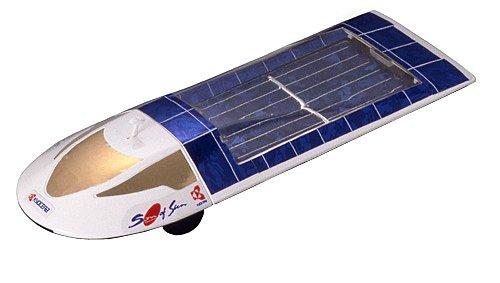 ソーラーミニチュアシリーズ No.5 ミニソーラー 京セラ SEV-5 76505