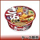 東洋水産 マルちゃん 赤いきつねうどん でか盛 136g × 12個