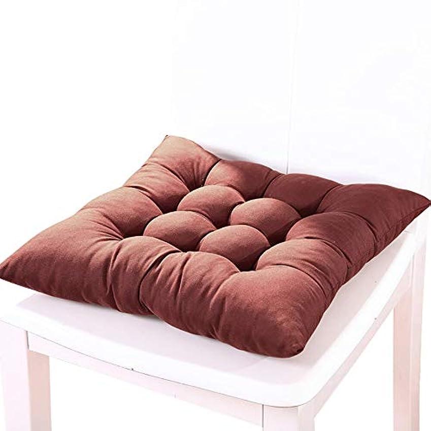 バイナリ記者知覚的LIFE 1/2/4 個冬オフィスバー椅子バックシートクッションシートクッションパッドソファ枕臀部椅子クッション 37 × 37 センチメートル クッション 椅子