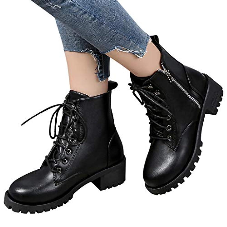 にもかかわらずその資本メンズ レディース ミリタリー ショートブーツ 編み上げ レースアップブーツ 男女兼用 黒 大きいサイズ タクティカル ブーツ サイドジッパー