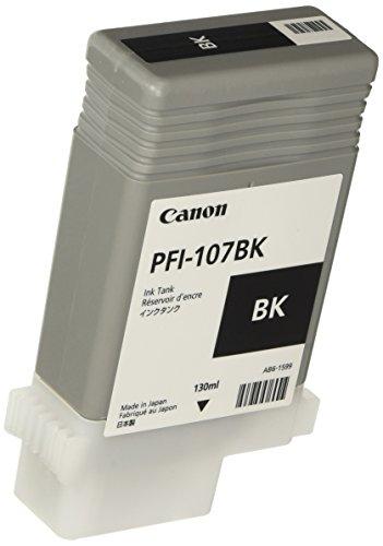 インクタンク フォトブラック PFI-107BK 6705B001