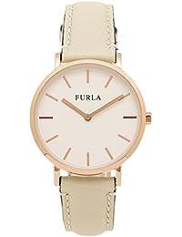 [フルラ] 腕時計 レディース FURLA R4251108503 899481 W493 WU0 PET ローズゴールド ホワイト ベージュ [並行輸入品]