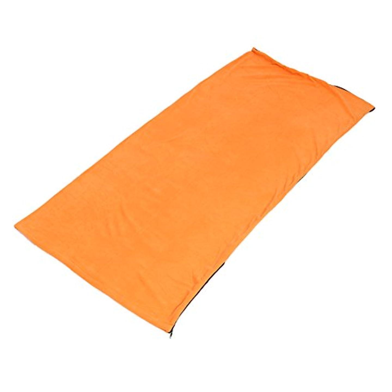とらえどころのない精算金曜日LJHA shuidai 大人用寝袋屋外超軽量ポータブル寝袋屋内寝袋 (色 : Orange)