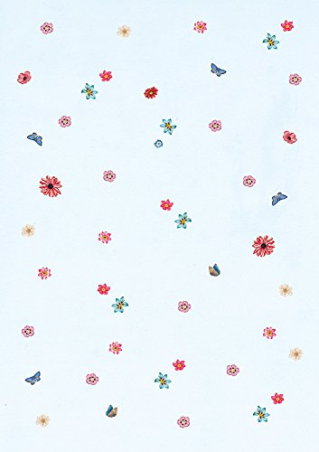 100枚レターブック 西洋の美しい花 ([バラエティ])