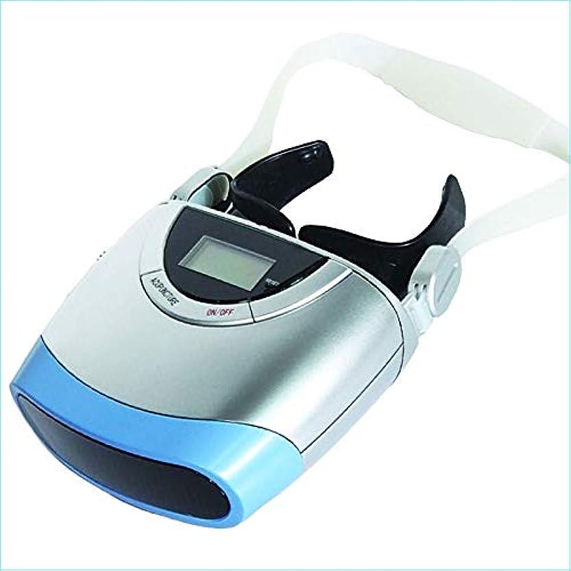 ドライ教会邪魔Meet now 近視用器具治療用3D視力回復装置、鍼レーザーアイマッサージャーII 品質保証