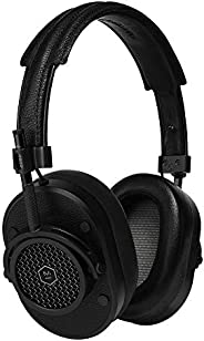 Master & Dynamic MH40 Over-Ear, Wired Headphones with Genuine Lambskin Ear Pads, B