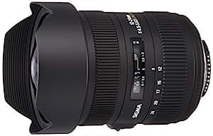 SIGMA 広角ズームレンズ 12-24mm F4.5-5.6IIDG HSM ニコン用 フルサイズ対応 204556