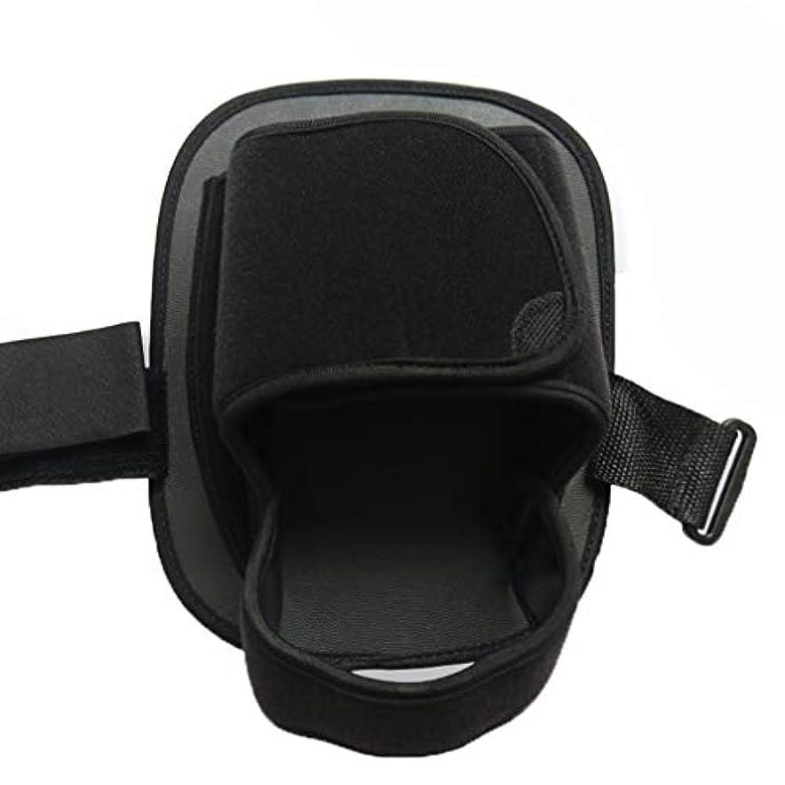 手添付救い足滑り止めの試験官 - 制約滑り止め車椅子シューズ - 車椅子ペダルフット休符男性女性から滑り落ちるの足をキープ - 高齢者のためのハンディキャップを回復します