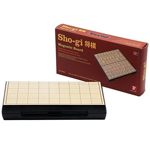 [해외]Toyful 자석 장기판/Toyful Magnet Shogi board
