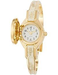 [アンドレムッシュ] 腕時計 Eregance(エレガンスシリーズ) 010-02191 レディース 正規輸入品 ゴールド