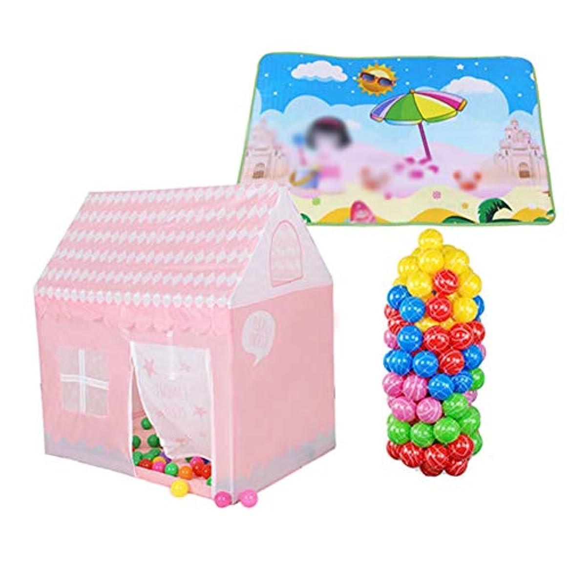 敬礼発動機粗い子供の遊びのテント、子供の遊び場のテント - 屋外と屋内の遊び場のテント - 1-8歳児用