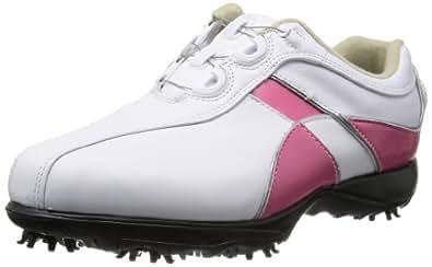 [フットジョイ] FootJoy eCOMFORTBoa 98662J WT/PI (ホワイト/ピンク2015モデル/5.5 WIDE)