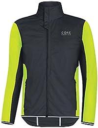 (ゴアウェア) Gore Wear メンズ ランニング?ウォーキング アウター Essential Gore Windstopper Softshell Light Jacket [並行輸入品]