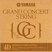 ヤマハ 高級クラシックギター 第4弦×6個セット YAMAHA S-14 GRAND CONCERT STRINGS