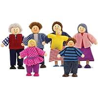 Doll Family: Dollhouses & Sets