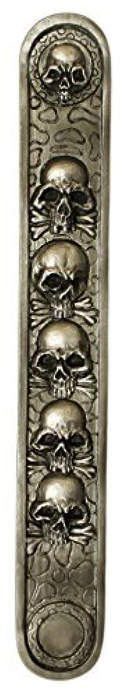 祭司シャックルタオルドクロデザイン インセンスバーナー/アッシュキャッチャー 樹脂製 10インチ