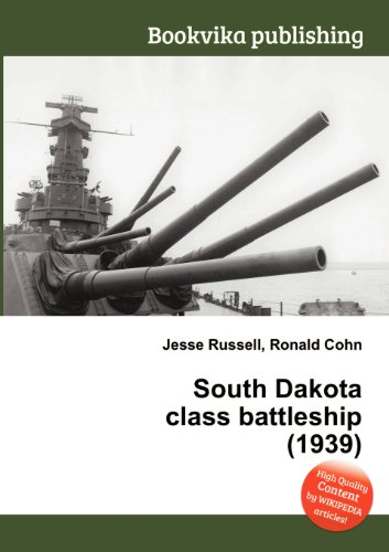 South Dakota Class Battleship (1939)