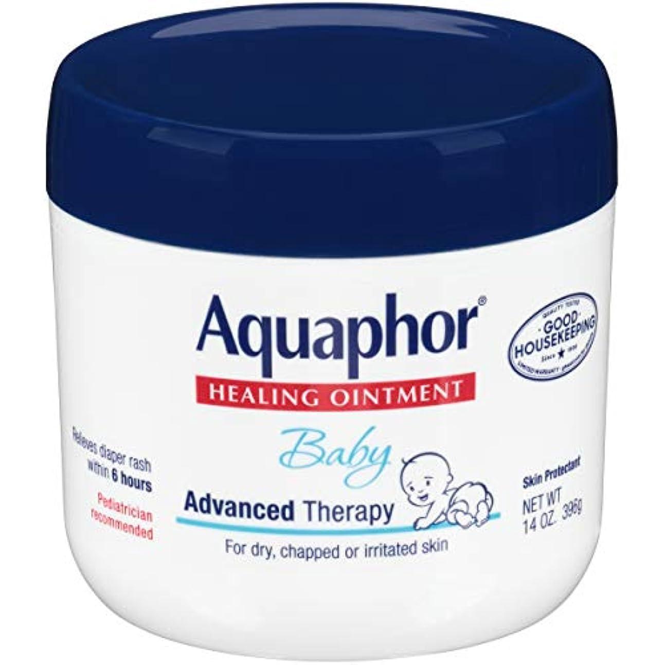 アトラス先祖アジアAquaphor Baby Healing Ointment Advanced Therapy Skin Protectant