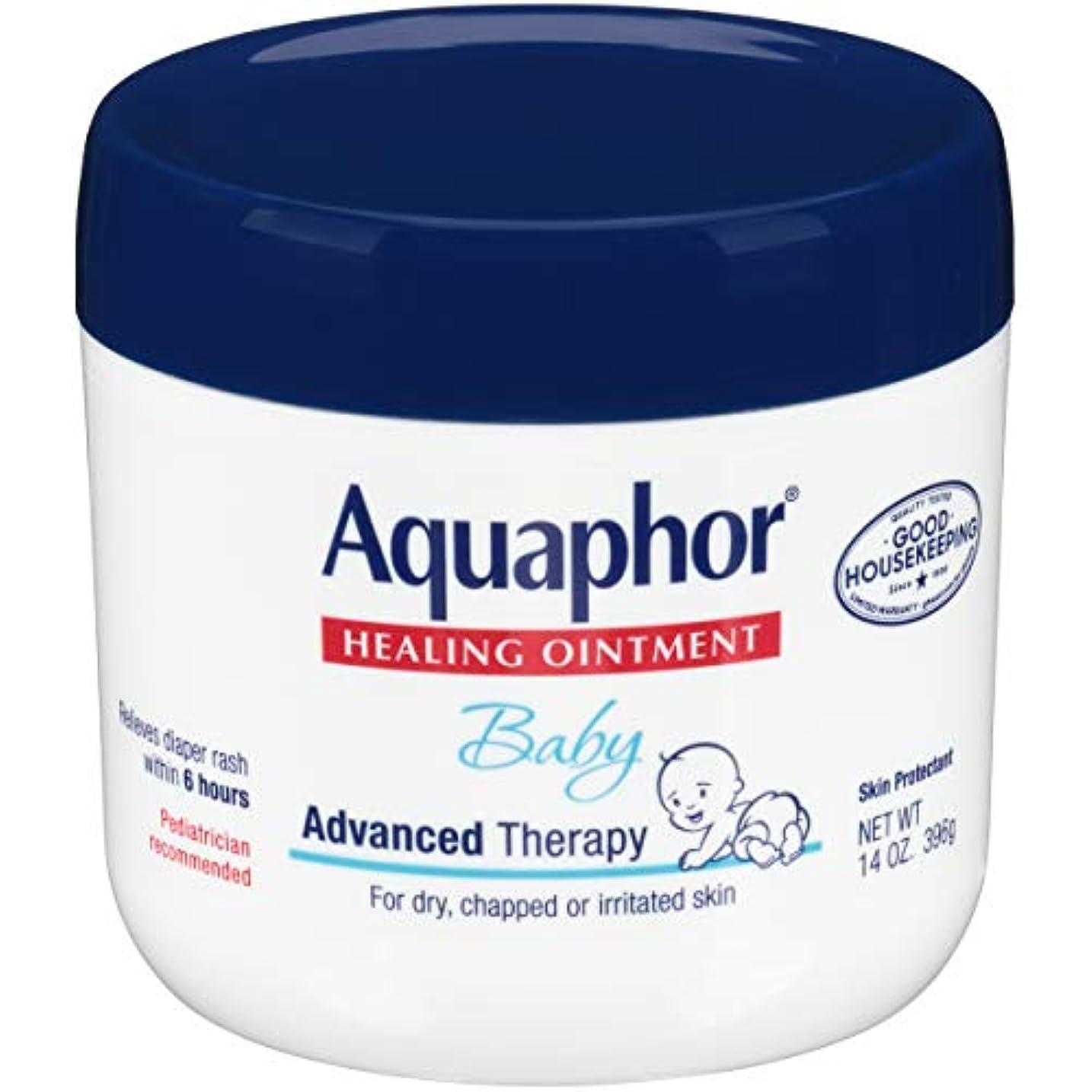 スクリュー厚い工業化するAquaphor Baby Healing Ointment Advanced Therapy Skin Protectant