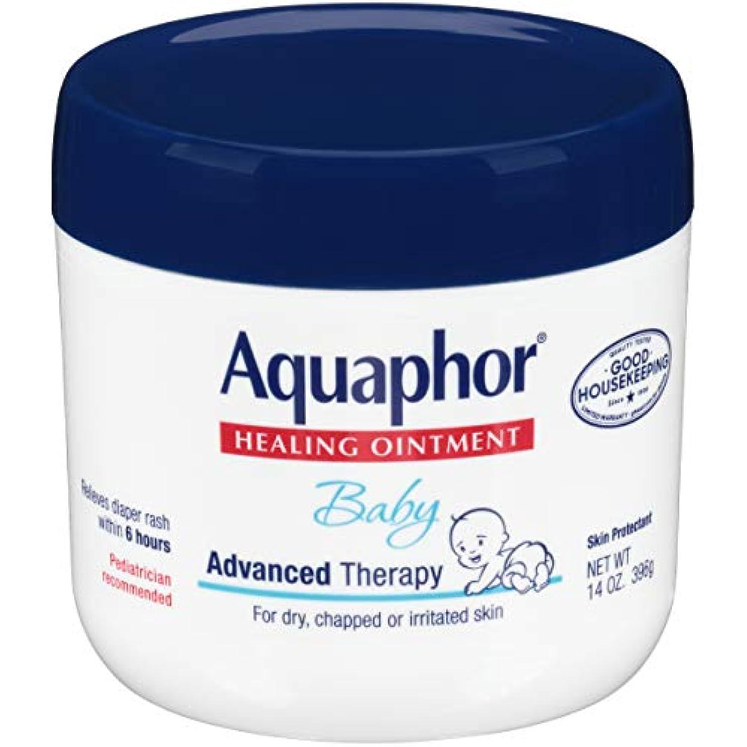 重くする配管工やけどAquaphor Baby Healing Ointment Advanced Therapy Skin Protectant