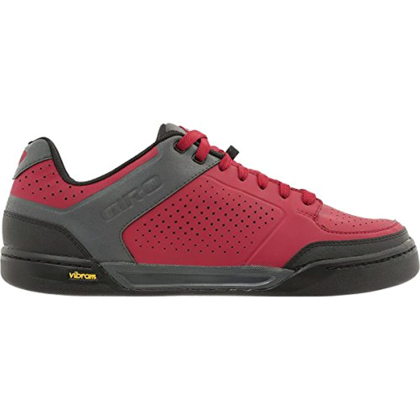 追記鑑定規制Giro Riddance Cycling Shoe – Men 's Dark Red/ダークシャドウ、39.0