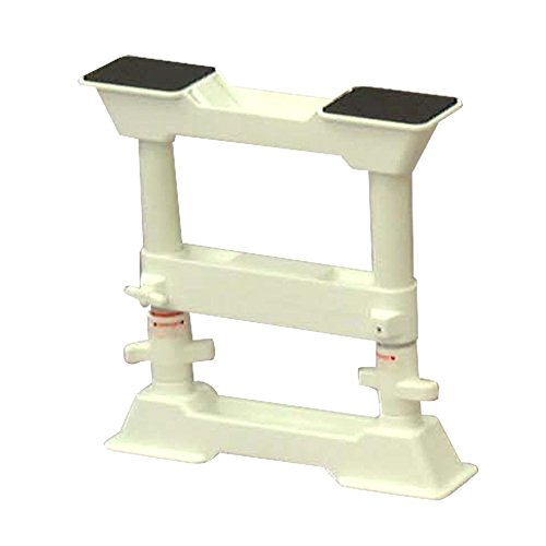 アイリスオーヤマ 家具転倒防止伸縮棒 S 高さ30-45cm ホワイト SP-30W