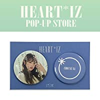 IZ*ONE (イェナ) PIN BUTTON SET [HEART*IZ POP UP STORE GOODS] OFFICIAL MD アイズワン 公式