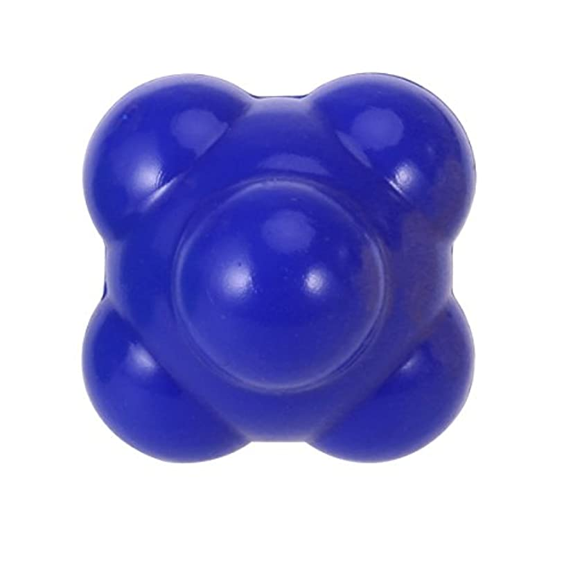 ROSENICE 敏捷性ボール58mm優れたハンドアイ配位の開発(ブルー)