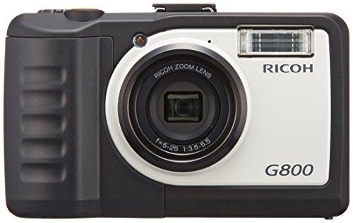 RICOH デジタルカメラ G800 広角28mm 防水5m 耐衝撃2.0m 防塵 耐薬品性 162045