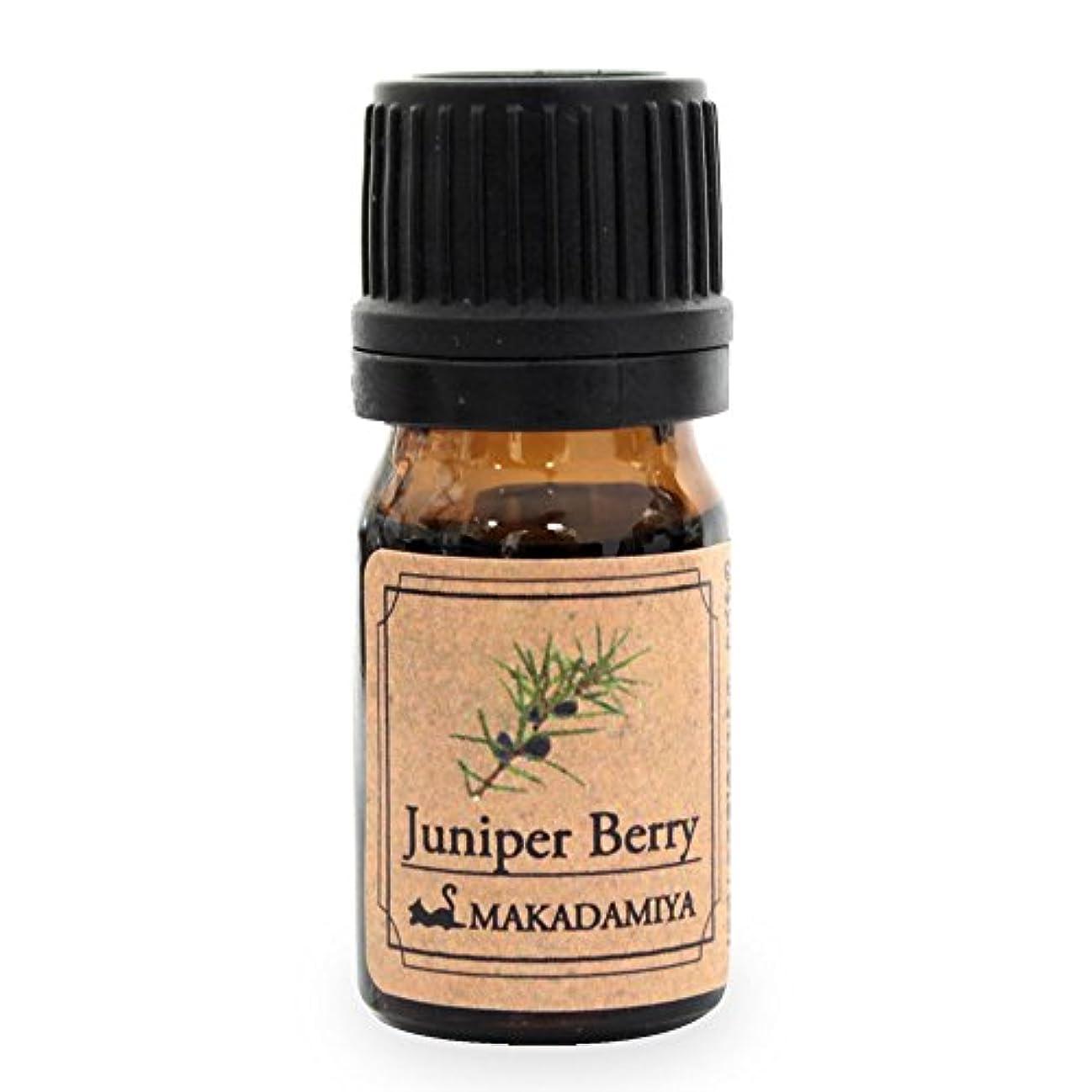 バーベキュー農夫グリーンバックジュニパーベリー5ml 天然100%植物性 エッセンシャルオイル(精油) アロマオイル アロママッサージ aroma Junipe Berry