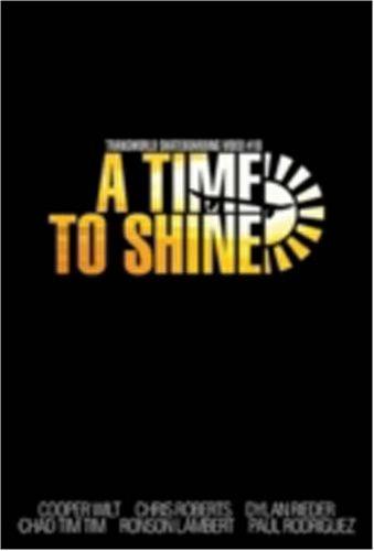 Transworld Skateboard #18-A Time to Shine- [DVD]