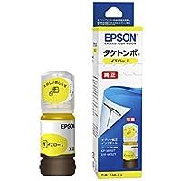 EPSON 純正 インクボトル TAK-Y-L イエロー 増量タイプ (目印:タケトンボ)