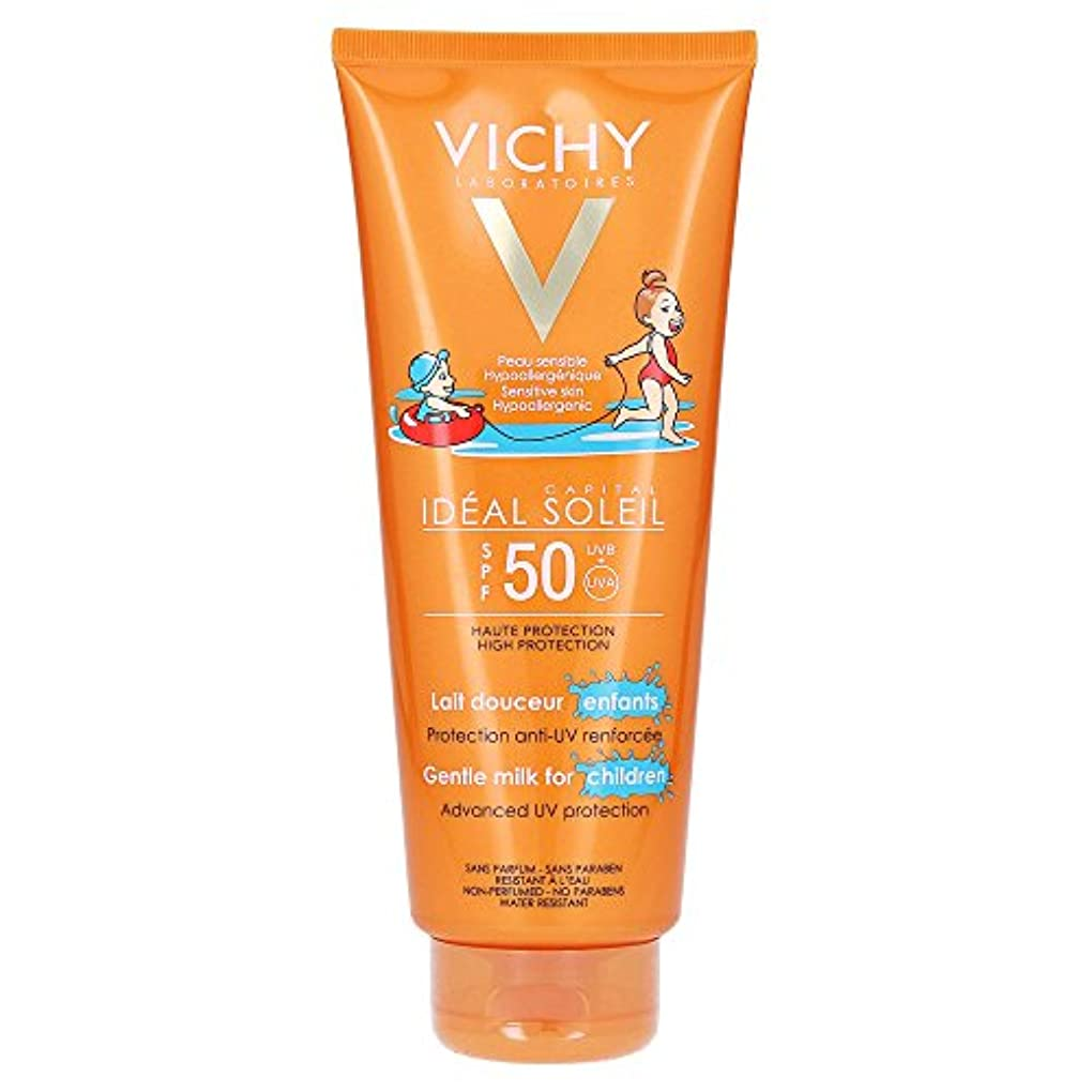 Vichy Id饌l Soleil Children Spf 50 Fluid 300ml [並行輸入品]