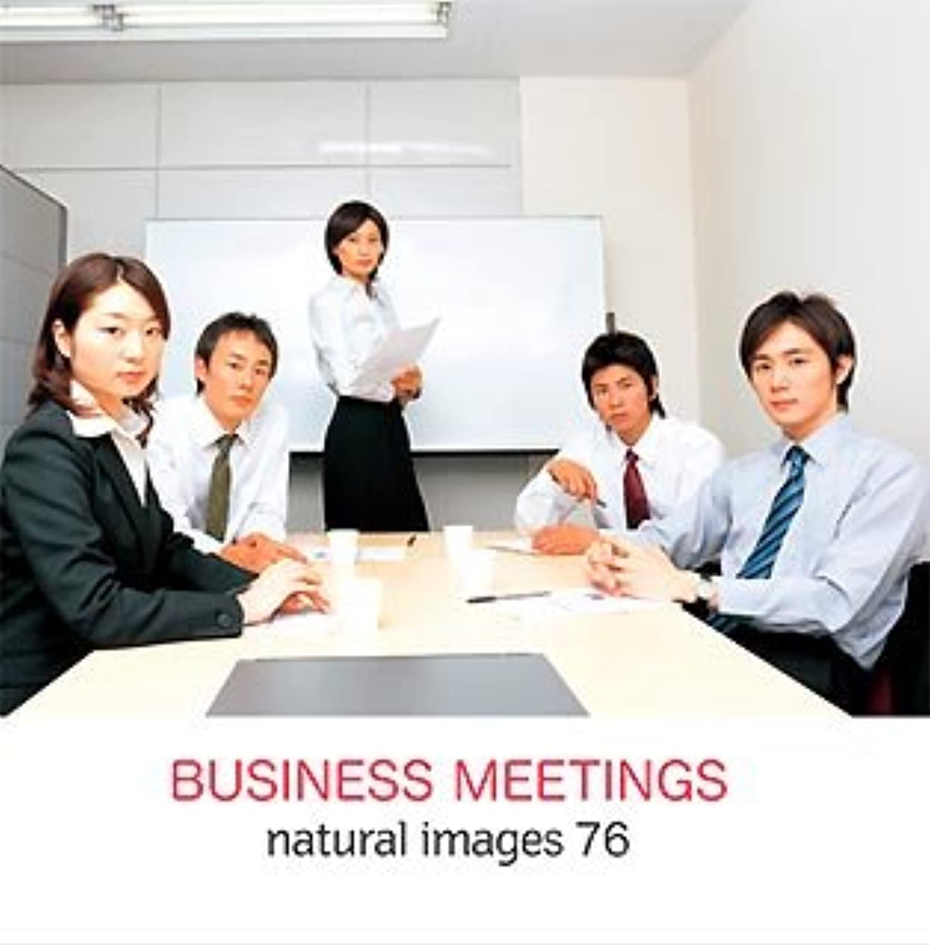 スペクトラム請求地震natural images Vol.76 BUSINESS MEETINGS
