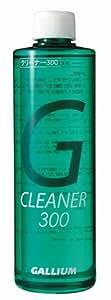 GALLIUM〔ガリウム〕CLEANER クリーナー(リムーバー)(300ml) SW2103 スキー・スノーボード兼用