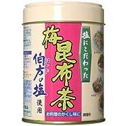 梅昆布茶 60g
