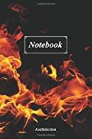 Notebook: Composition Lined Notebook - Diary for Kids, Teenagers and Adults - Journal for School, College and Office - 110 pages (6 x 9 inch)