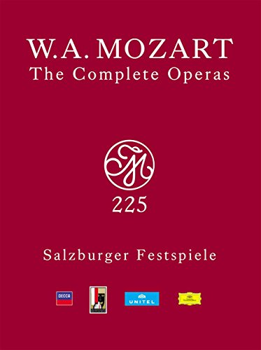 Mozart: The Complete Operas [DVD] [Import]