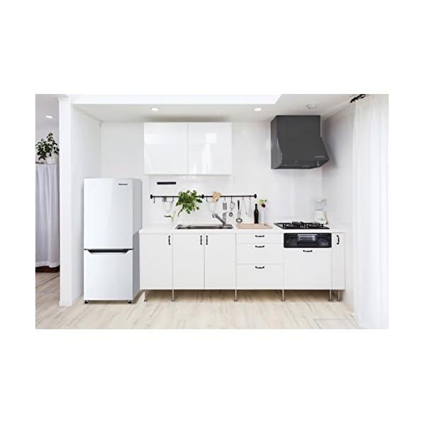 ハイセンス 冷凍冷蔵庫 HR-D15Aの紹介画像2