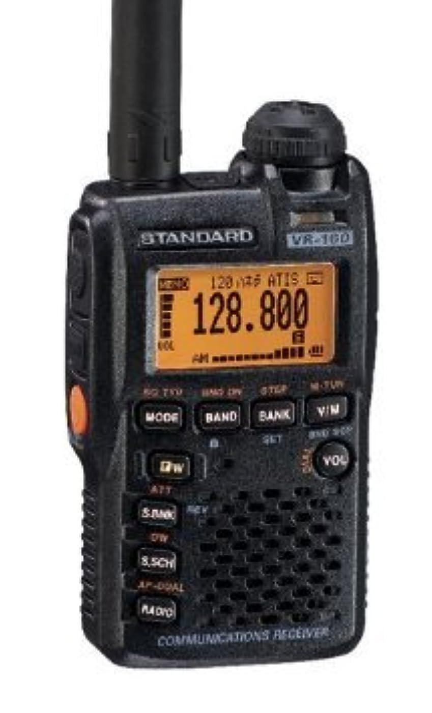 同盟オーバードローバンジョーVR-160 (航空無線周波数メモリ済&オリジナル航空無線受信専用アンテナセット)