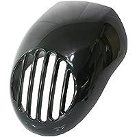 ハーレー バードケージ ビキニカウル ブラック ABS 黒 スポーツスター ダイナ フロントフォーク39mm径対応 XL883 XL1200