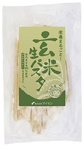 マイセン玄米生パスタ 128g