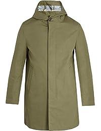 (マッキントッシュ) Mackintosh メンズ アウター コート Hooded cotton overcoat [並行輸入品]