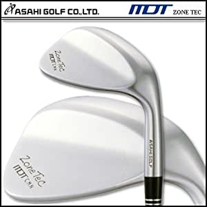 ASAHI GOLF(朝日ゴルフ) MDT ZONE TEC(ゾーンテック) ウェッジ NS950スチールシャフト装着 35インチ 54° S