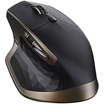 Logicool ロジクール MX2000 MX Master ワイヤレスマウス BluetoothSmart・USB接続  Windows/Mac OS 対応