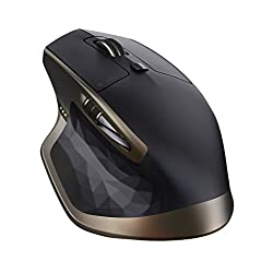 Logicool ロジクール ワイヤレスマウス MX Master Bluetooth・USB対応 MX2000