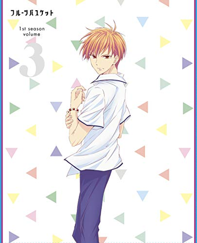 フルーツバスケット 1st season Vol.3 *BD [Blu-ray]