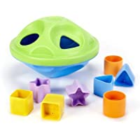 グリーンToys spsa-1036 My First Shape Sorter by Green Toys
